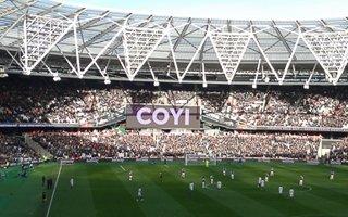 """Londyn: """"Młoty"""" celują w drugi największy stadion w lidze"""