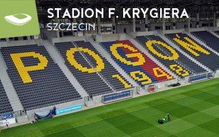 Nowy stadion: Florian Krygier po raz drugi