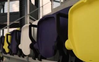 USA: Rok budowy i już montują krzesełka