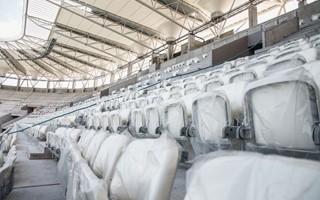 Łódź: Są krzesełka, wkrótce kompletny dach i lampy