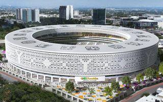 Meksyk: Wkrótce budowa unikalnego stadionu w Jukatanie?