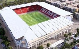 Francja: Pierwszy stadion Nîmes w 2022, drugi w 2026
