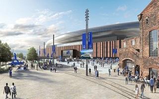 Liverpool: Everton zabezpiecza finansowanie dla nowego stadionu