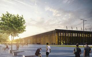 Katowice: Nareszcie rusza budowa stadionu GKS-u