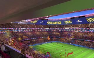 Barcelona: Reorganizacja projektu Espai Barça