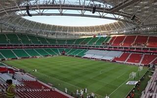 Katar 2022: Al Thumama Stadium oficjalnie zainaugurowany