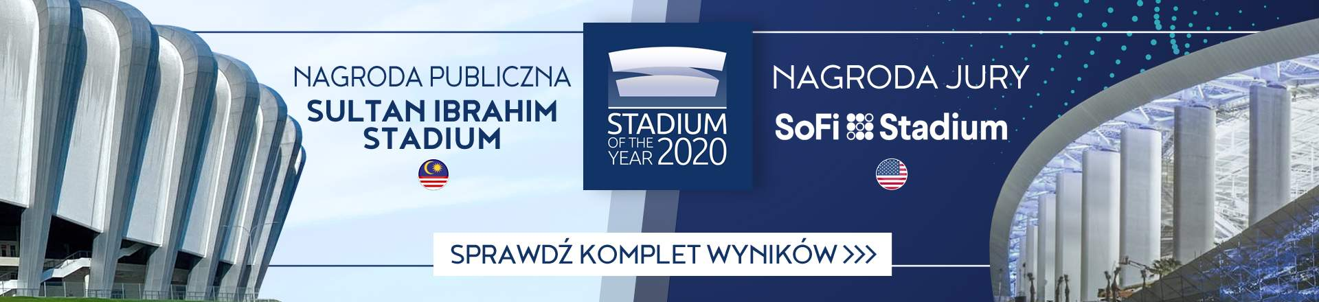 Stadium of the Year 2020 - zobacz wyniki!