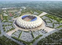 Addis Ababa National Stadium