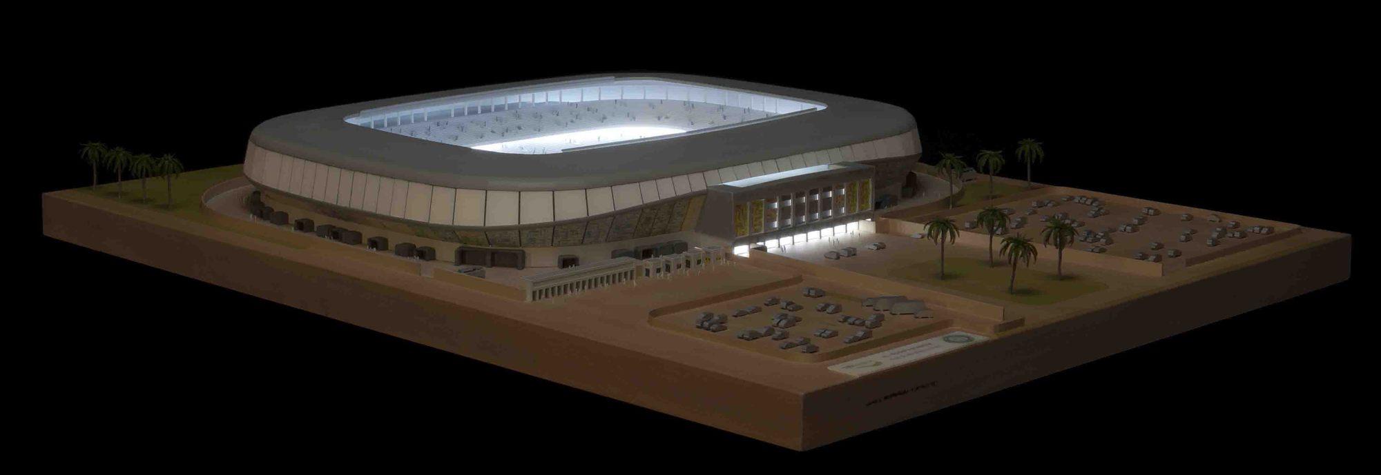 Ammo Baba Stadium