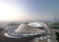 Dubai 2020 Stadium