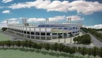 Estadio Municipal Valle Dorado