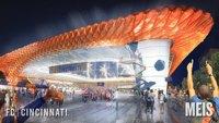 FC Cincinnati Stadium
