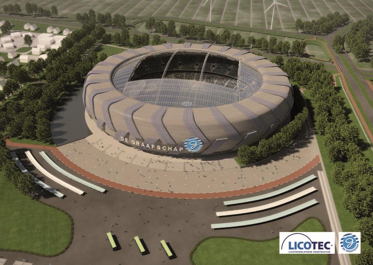Projekt: Graafschapstadion