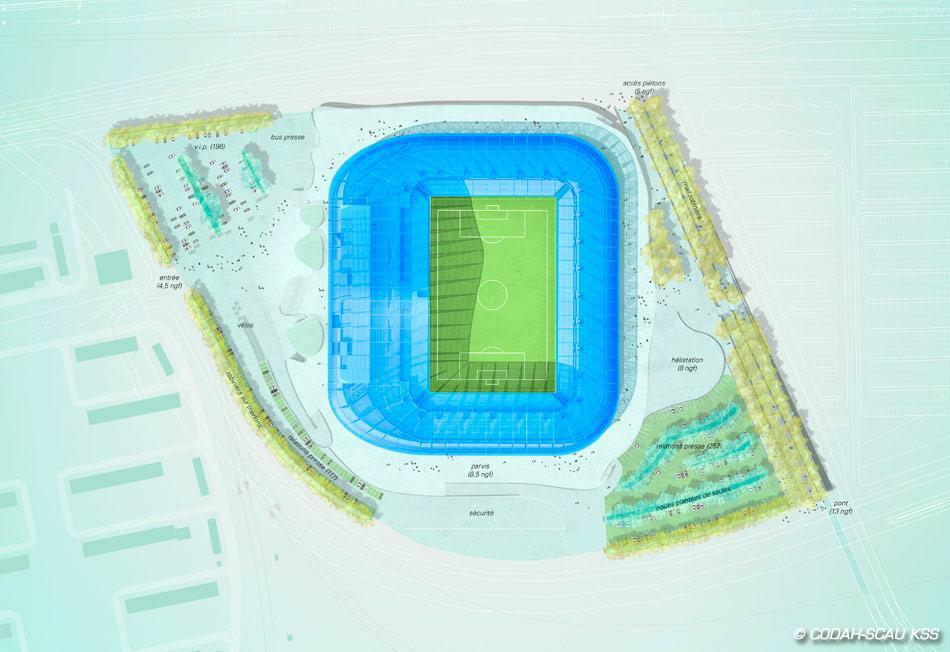 Projekt Grand Stade Du Havre