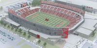 Houston Football Stadium