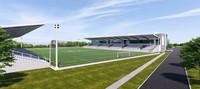 Jacksonville Armada Stadium