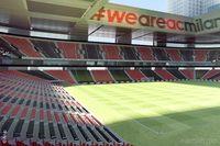 New AC Milan Stadium