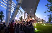 New Cosmos Stadium