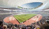 New National Stadium Japan (X)