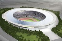 New National Stadium (XIX)