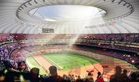 New National Stadium Japan (V)