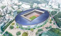 New National Stadium Japan (VIII)