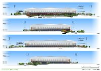 New National Stadium (B)