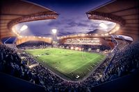 North Queensland Stadium (I)
