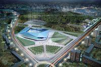 Novy Nacyjanalny Futbolny Stadion