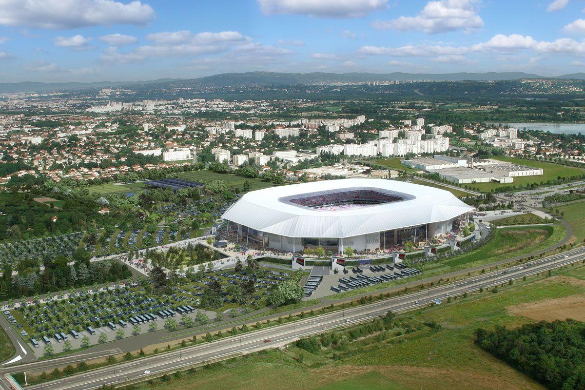 Projekt Stade Des Lumi 232 Res Stadiony Net