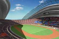 Olympic Stadium - B03