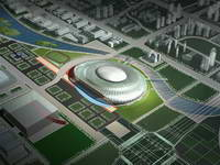 Olympic Stadium - B12