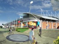 Rotherham United Football Stadium