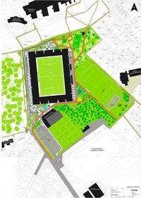 Sandnes Ulf Ny Stadion