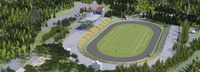 Stadion Olimpii Poznań (Sportowy Golaj)