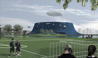 Stadion Kajzerica (Plavi Vulkan)