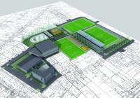Stadion Miejski w Ząbkach (Stadion Dolcanu)