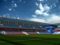 Stadion MKS Odra Wodzisław (I)