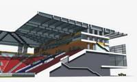 Stadion Odry Wodzisław (II)