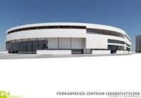 Podkarpackie Centrum Lekkiej Atletyki (Stadion Resovii)