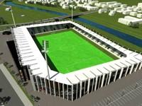 Stadion Sandecji Nowy Sącz