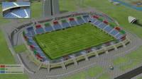 Stadion Stali Mielec (I)
