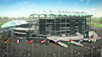 Stadion Terek (Bolshaya Arena - Akhmad Kadyrov Sports Complex)