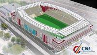Stadionul Giulești - Valentin Stănescu