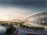 Suzhou Industrial Park Sport Center Stadium