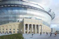 Tsentralnyj Stadion