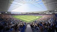 University of West England Stadium