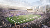 Vikings Stadium (III)