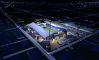 Winnipeg Blue Bombers Stadium (Polo Park)