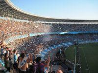 Estadio Presidente Juan Domingo Perón (El Cilindro)